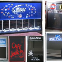 bud light screen